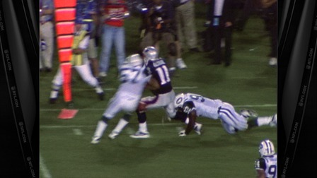 Bledsoe to Brady:  The hit that changed history
