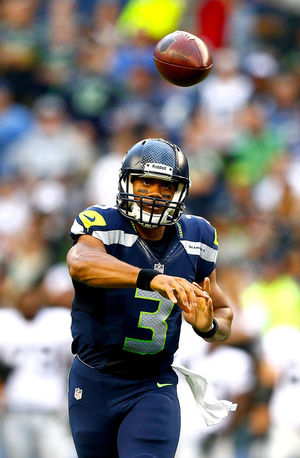 Russell Wilson, Seahawks  carry great expectations in 2013