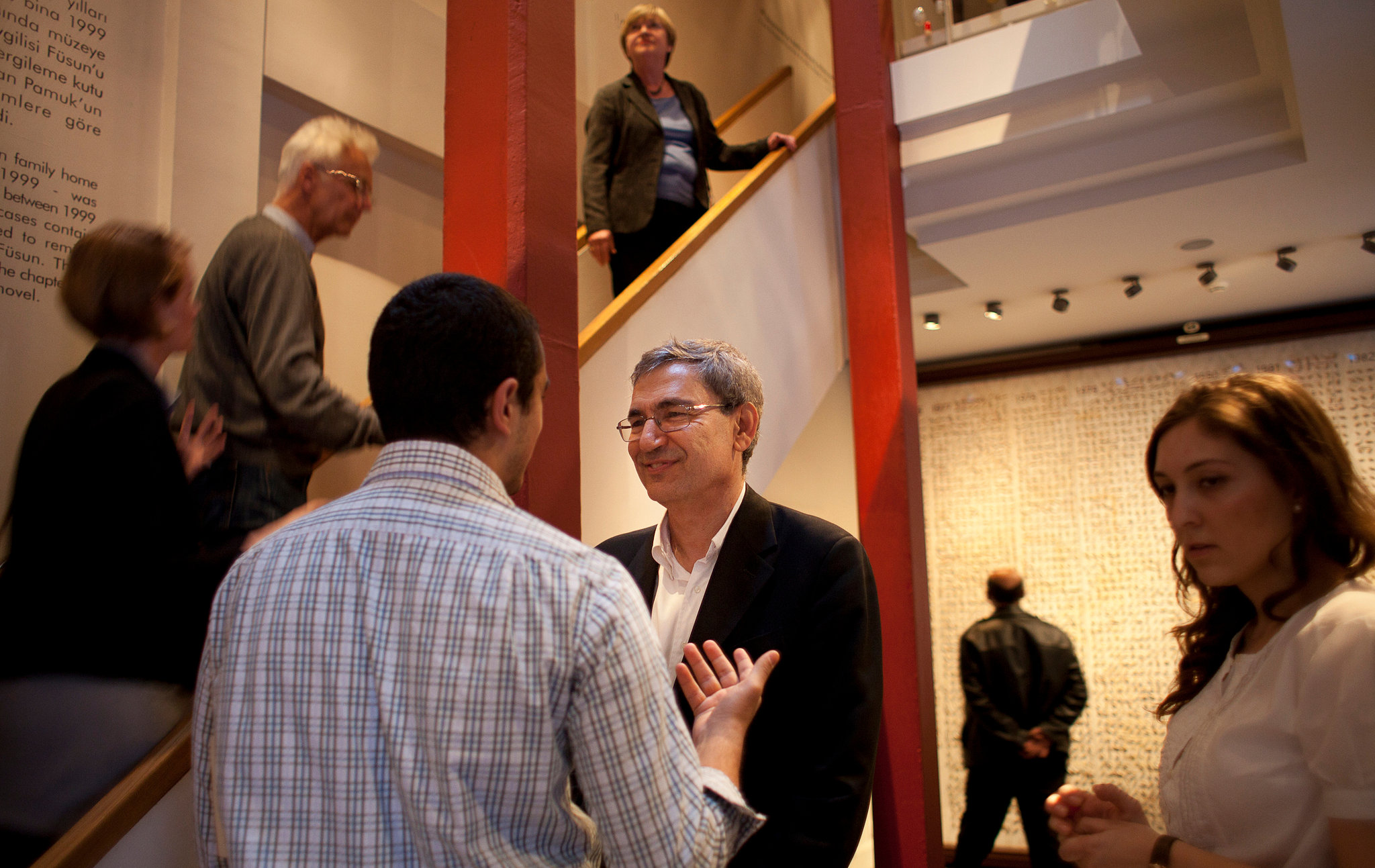 Orhan Pamuk Opens Museum Based on His Novel in Istanbul
