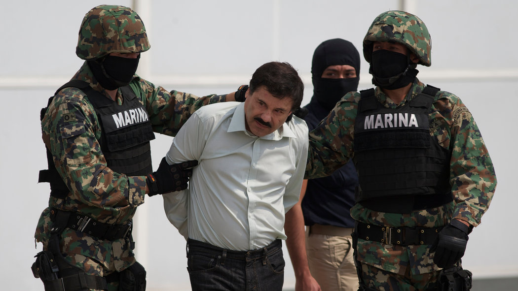 El Chapo, Most-Wanted Drug Lord, Is Captured in Mexico