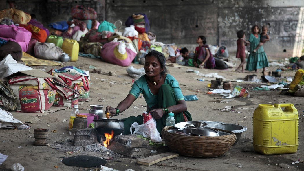 Setting a High Bar for Poverty in India