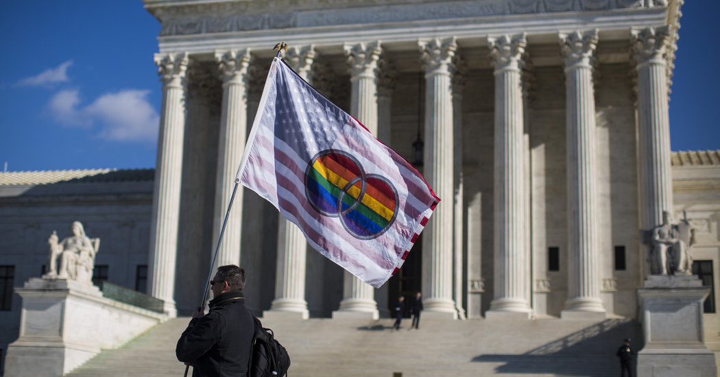 Supreme Court to Decide Marriage Rights for Gay Couples Nationwide
