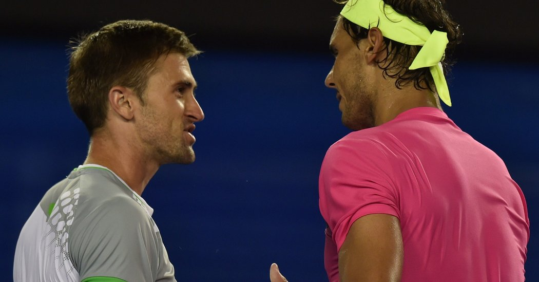 Rafael Nadal Praises Tim Smyczek's Sportsmanship in Close Match
