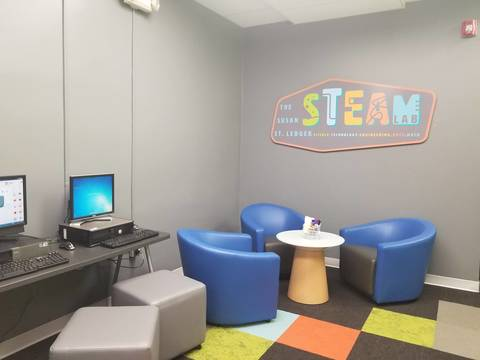 $60K Donation Enables Little Falls School #1 To Open STEAM Lab