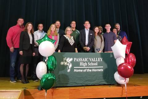 Passaic Valley High School Partners with Montclair State University