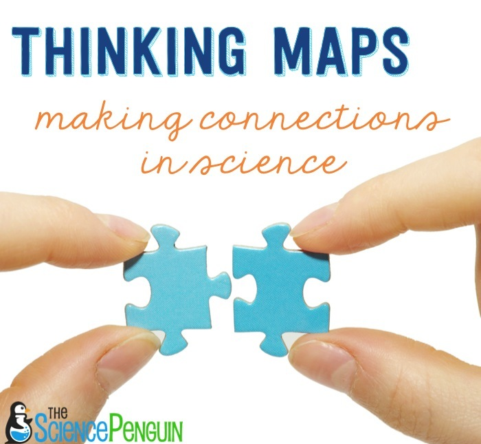 Science Thinking Maps