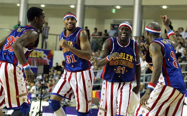 17 Facts About The Harlem Globetrotters