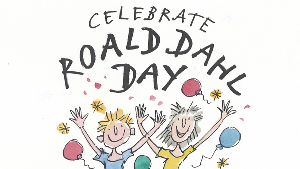 Please sign up for 3rd Grade Roald Dahl Day on VolunteerSpot today!