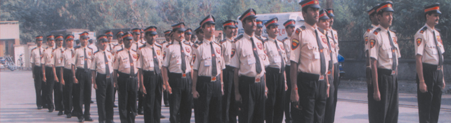 Security Guards India - The best security guards in India