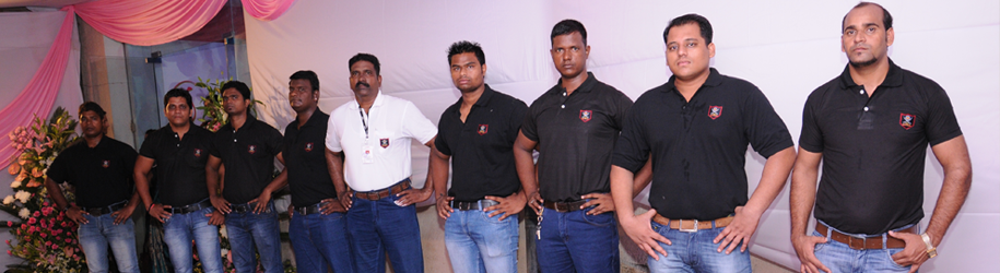 Event Security Services- Event Security Management