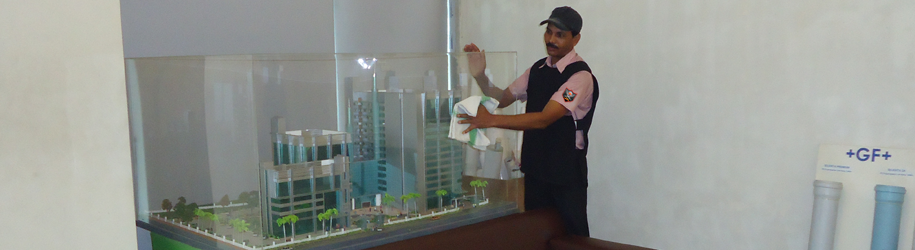 Facility Management India - House Keeping Services