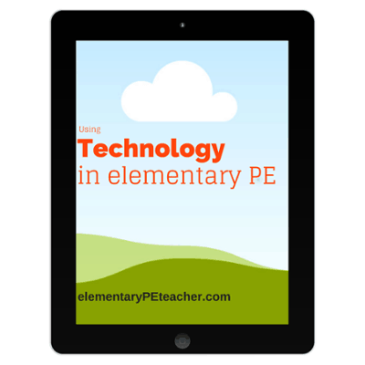 Using Technology in Elementary PE - Elementarypeteacher.com