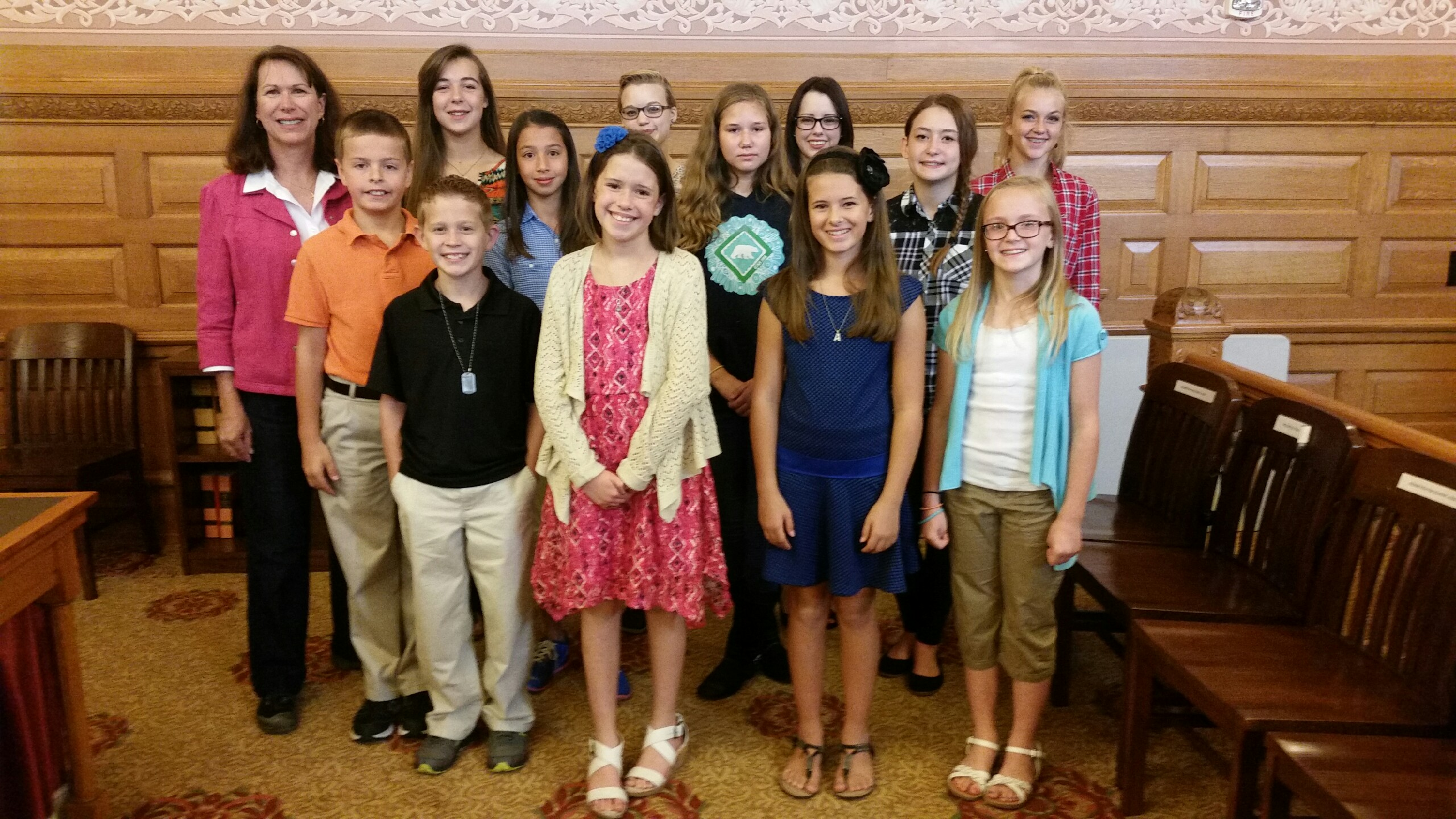 Youth Writing Contest - Kansas Book Festival -