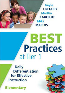 Best Practices at Tier 1: Daily Differentiation