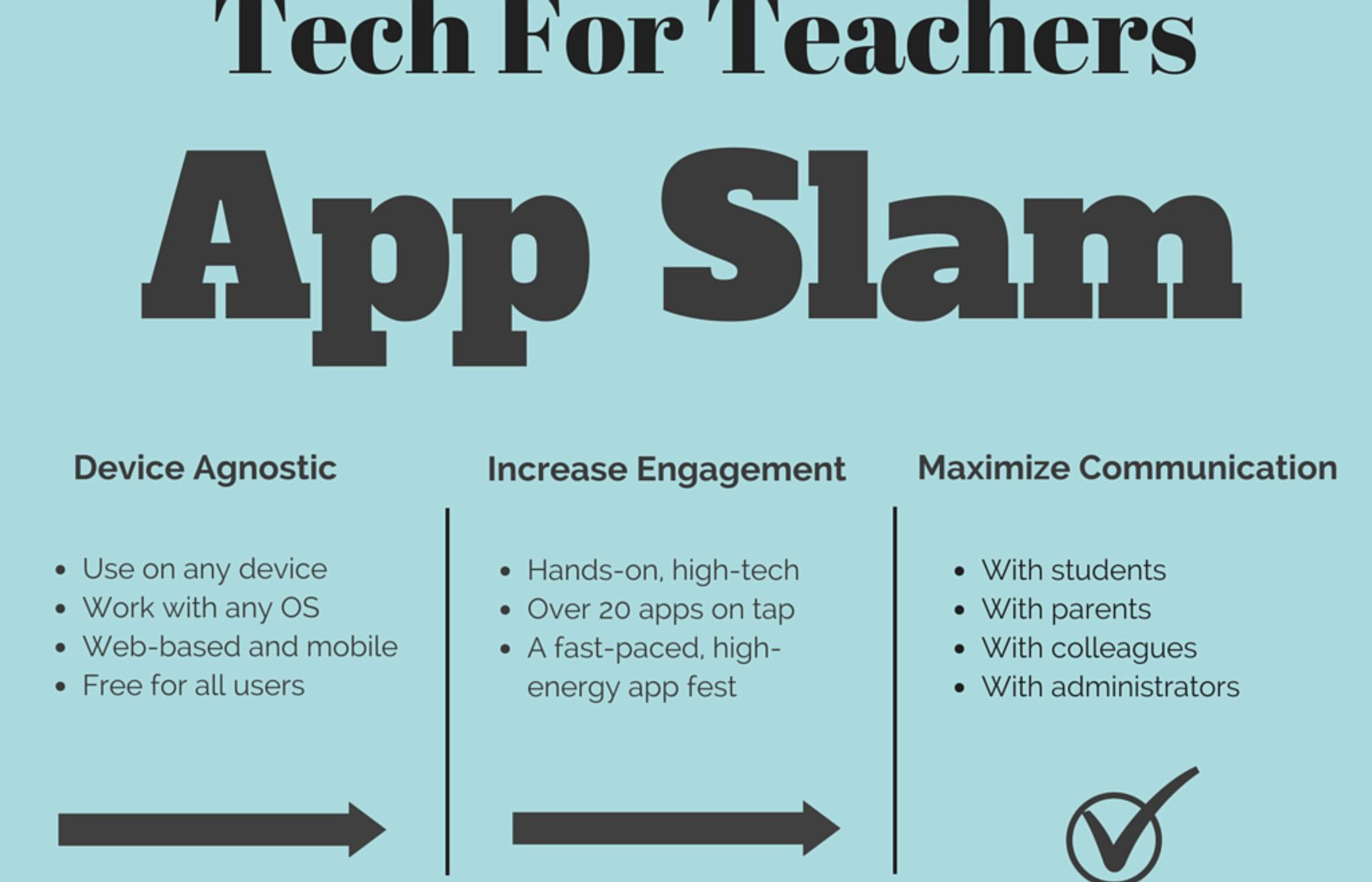 Tech For Teachers