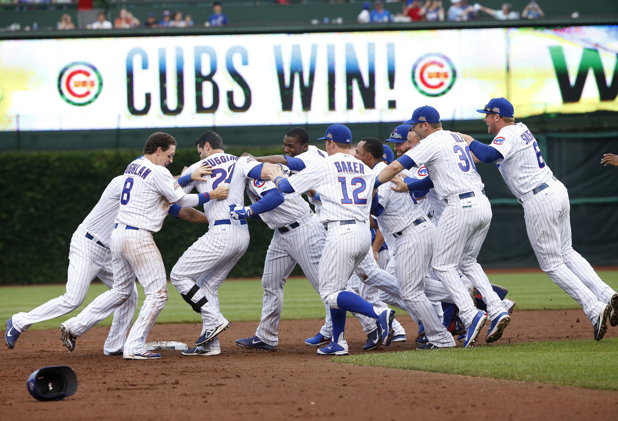 Go song go: Vote for the next Cubs hit