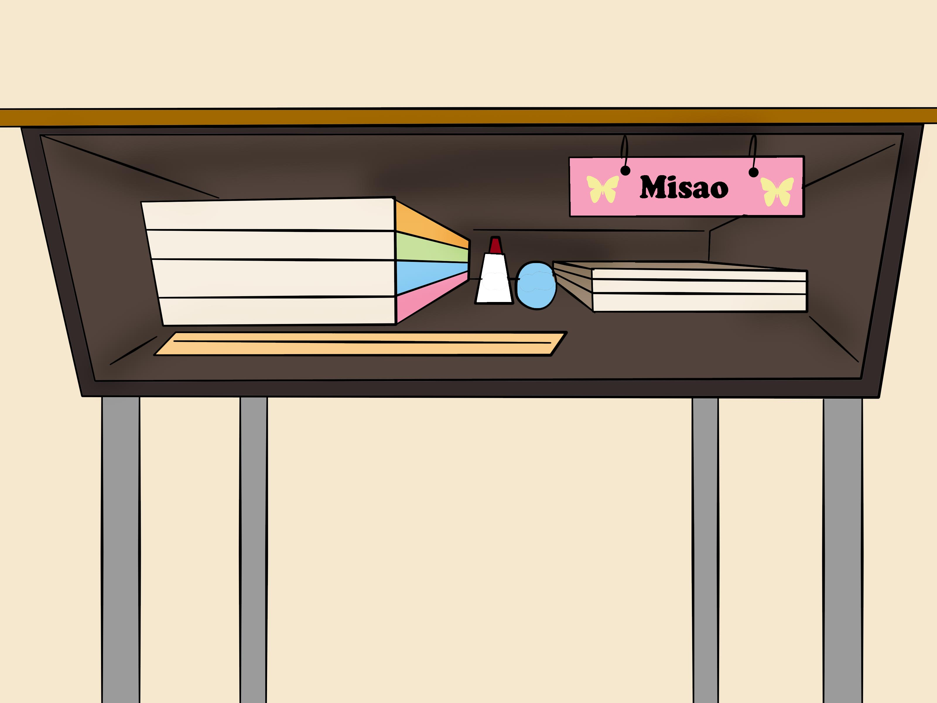 How to Clean and Organize a School Desk