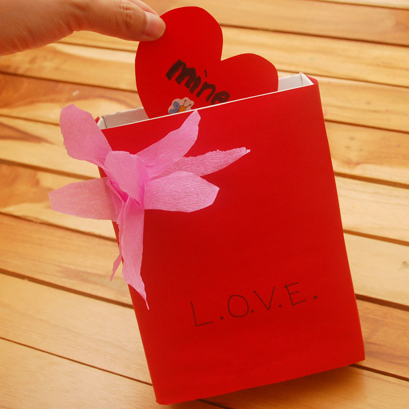 How to Make Valentine Boxes for Kids