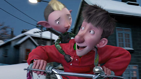 Christmas Delivery - Movie Clip from Arthur Christmas