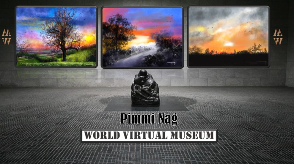 Pimmi Nag - World Virtual Museum | Artist and art from all over the world