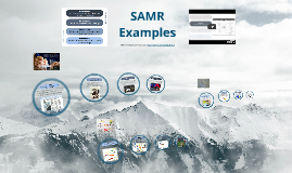 SAMR Examples