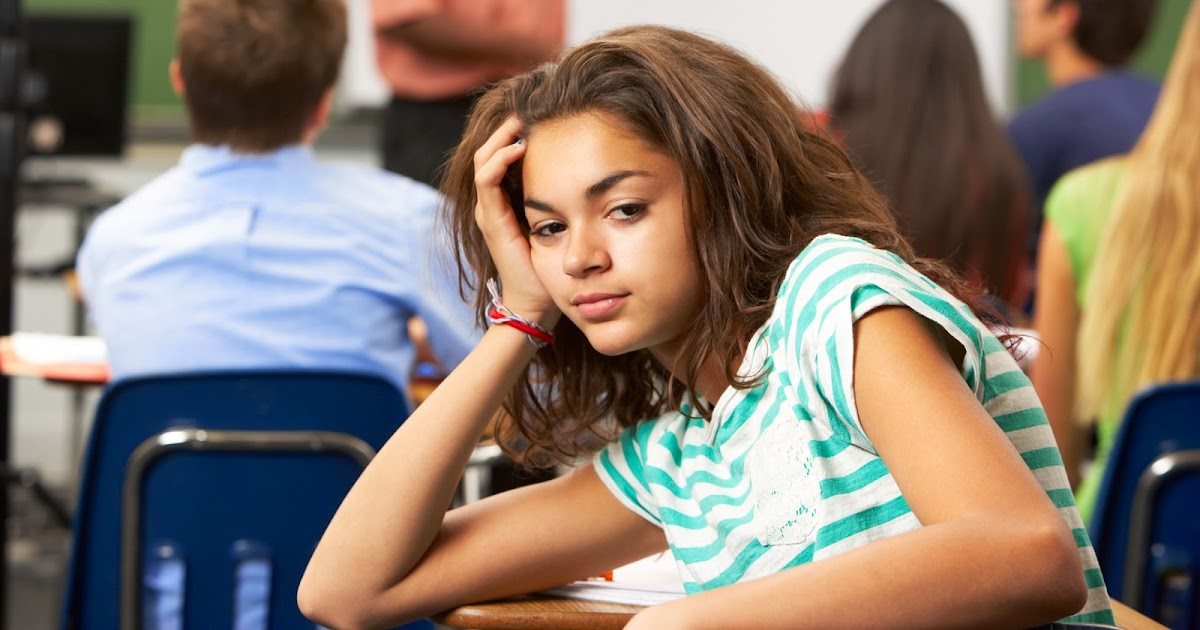 Difficult passage: Gifted girls in middle school