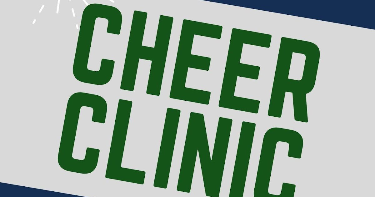 Fall Cheer Clinic