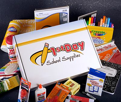 OAK RIDGE ELEMENTARY STUDENTS: Order Your School Supply Kit Now!