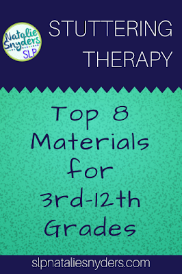 Top Materials for Stuttering Therapy