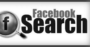Library Grits: Searching Facebook