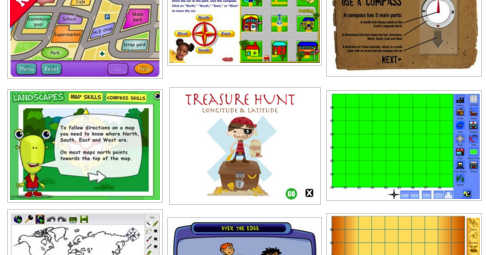 Some Excellent Interactive Map Games to Use with Students in Class ~ Educational Technology and Mobile Learning