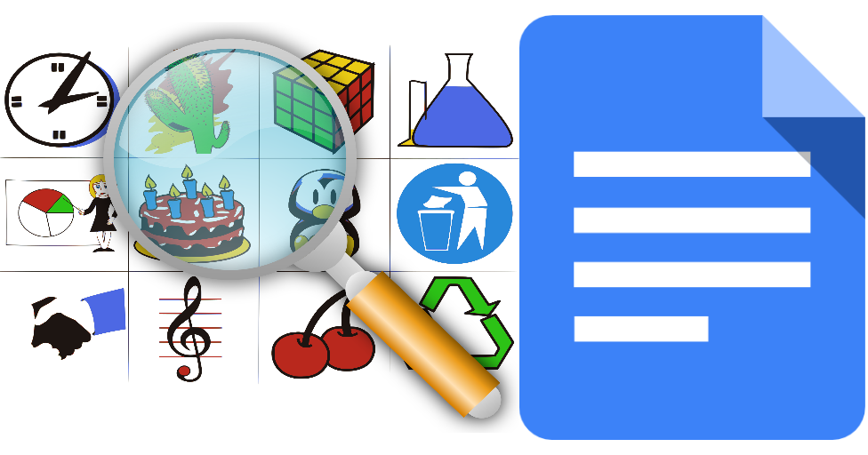 Control Alt Achieve: 4 Clipart Options for Google Docs