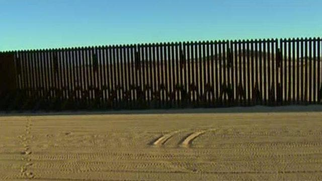 'It works': Yuma's fence, manpower make border nearly impenetrable