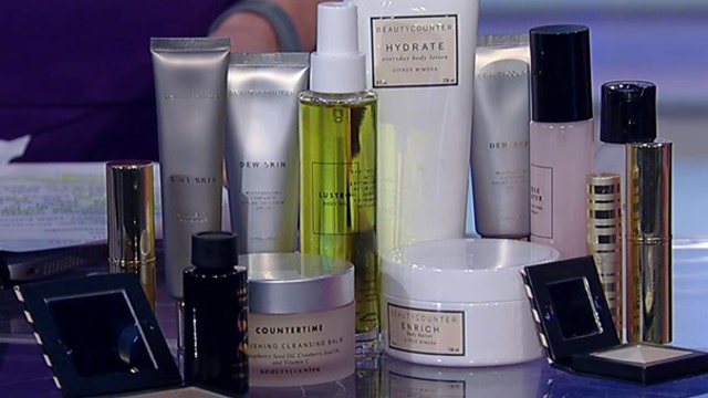 Creating healthy, non-toxic cosmetics