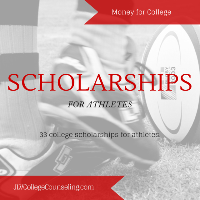 Scholarships for athletes