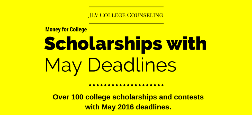 General Scholarships | Smore Newsletters