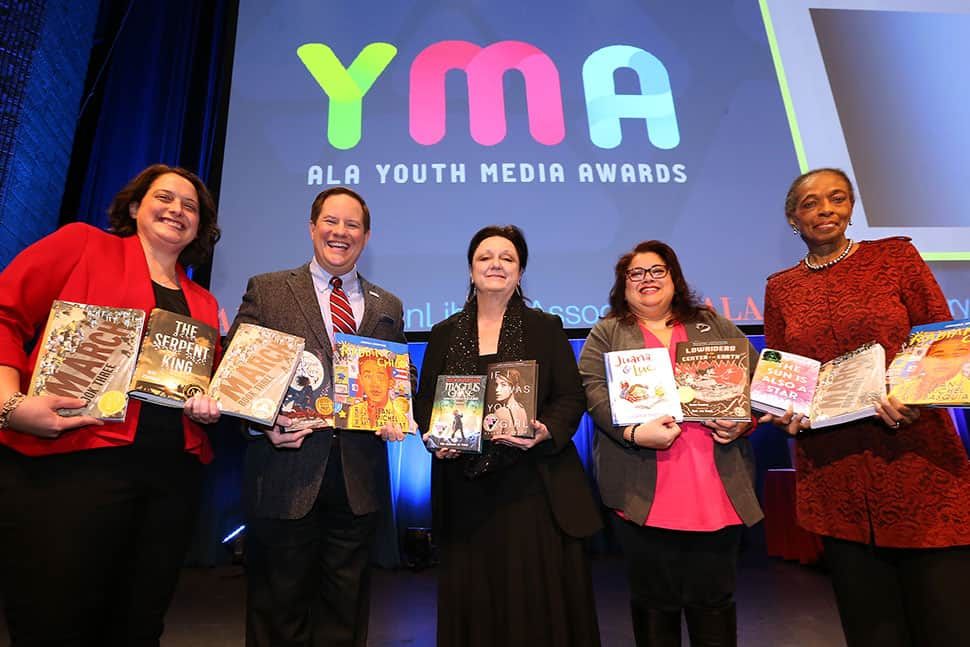 2017 Youth Media Award Winners Announced | American Libraries Magazine