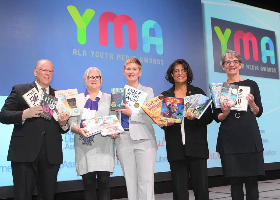 2018 Youth Media Awards Announced | American Libraries Magazine