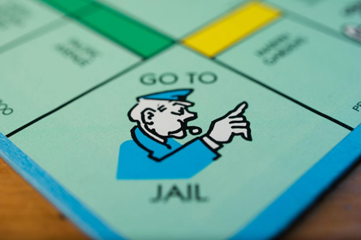 Monopoly Is Not a Game