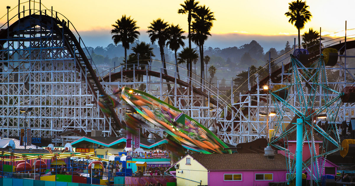 America's 13 Best Amusement Parks That Aren't Six Flags