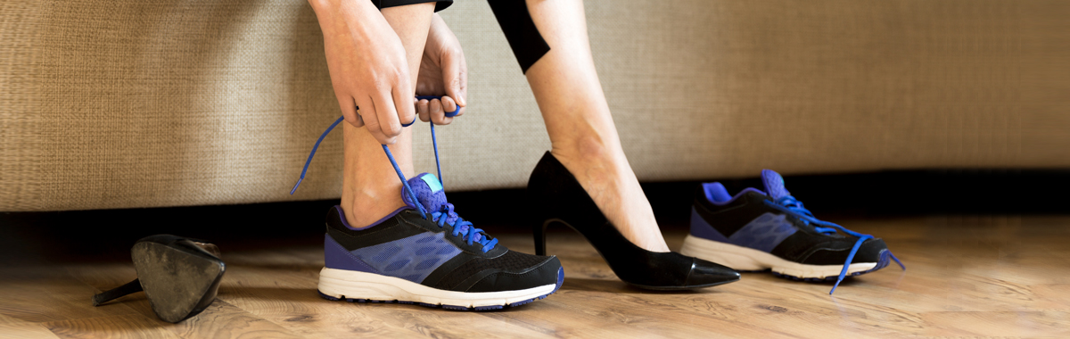 Tips for Selecting Proper Footwear | Mercy Health Blog