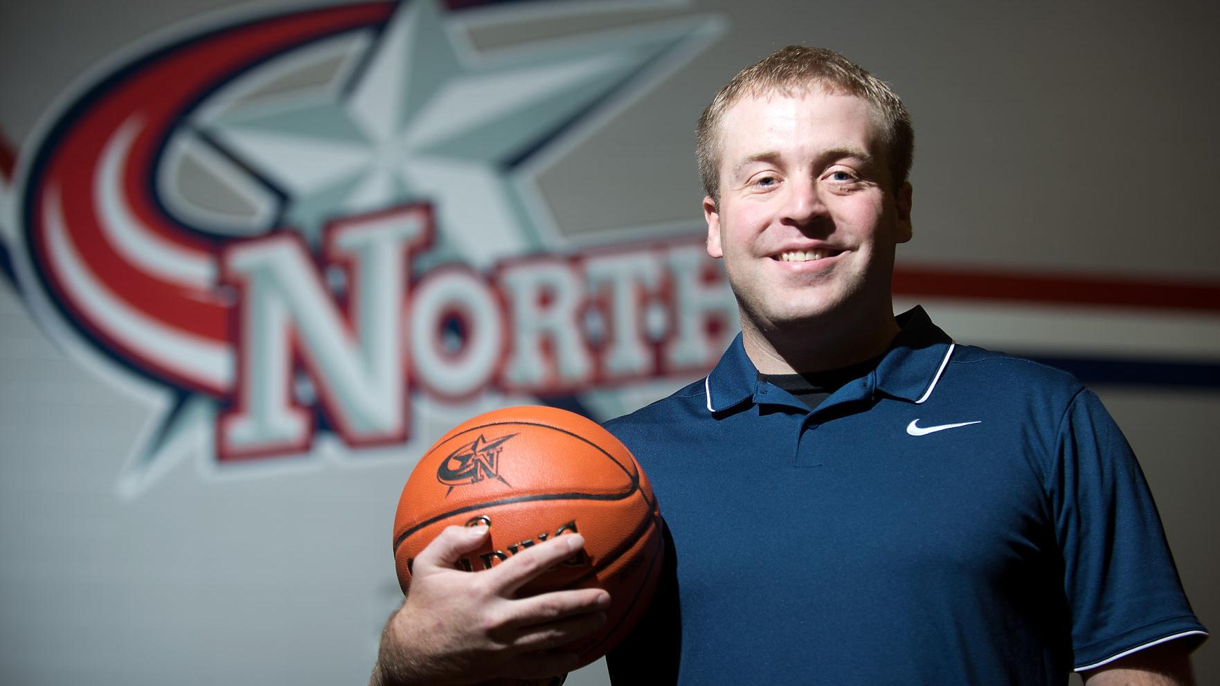 Groth hopes to reverse North girls basketball fortunes