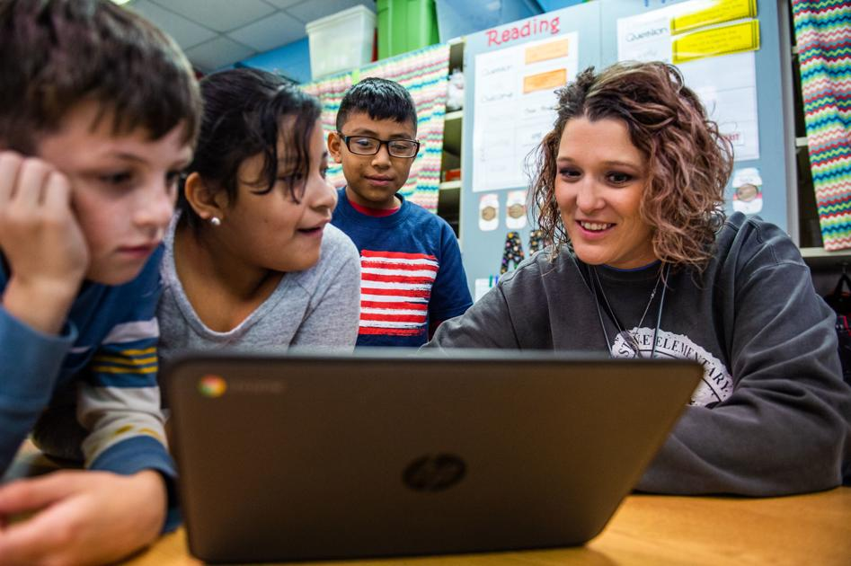 Chestnut Grove classroom targets students with potential, makes national top 100