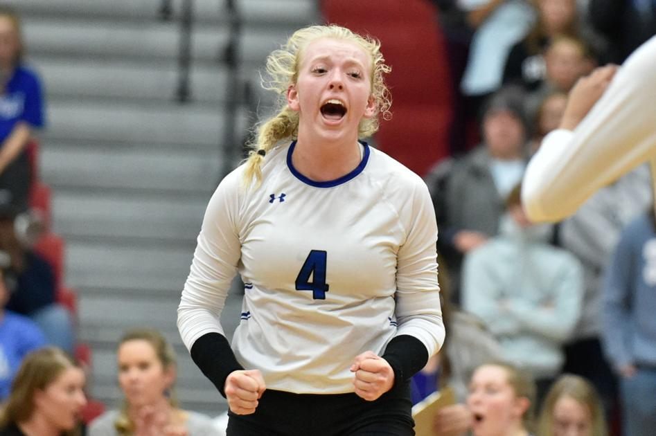 Volleyball: 19 area athletes earn all-district superlative honors