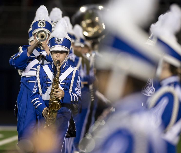 Spring Hill, Union Grove marching bands advance to state competition