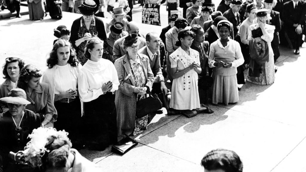 Sept. 21, 1947 • Parents protest after St. Louis Catholic schools are integrated