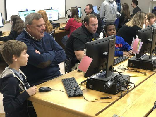 Eastside students showcase coding skills