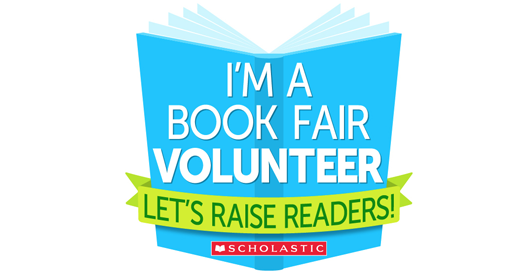 Want to be a Book Fair volunteer?