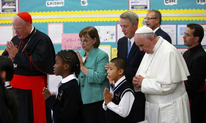 Cardinal Dolan op-ed urges passage of nationwide school choice bill