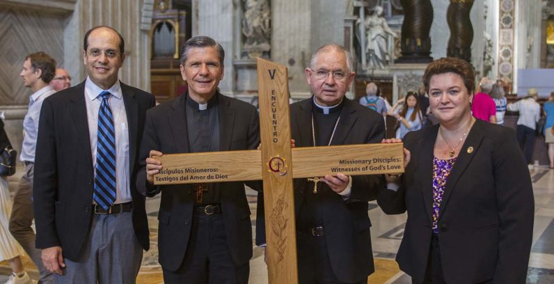 Four-year 'encuentro' process begins in the U.S.